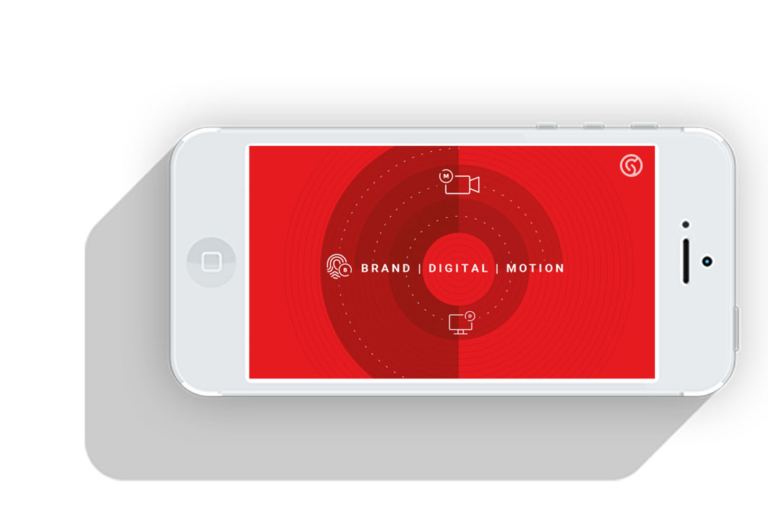 Mockup iPhone Brand Digital Motion