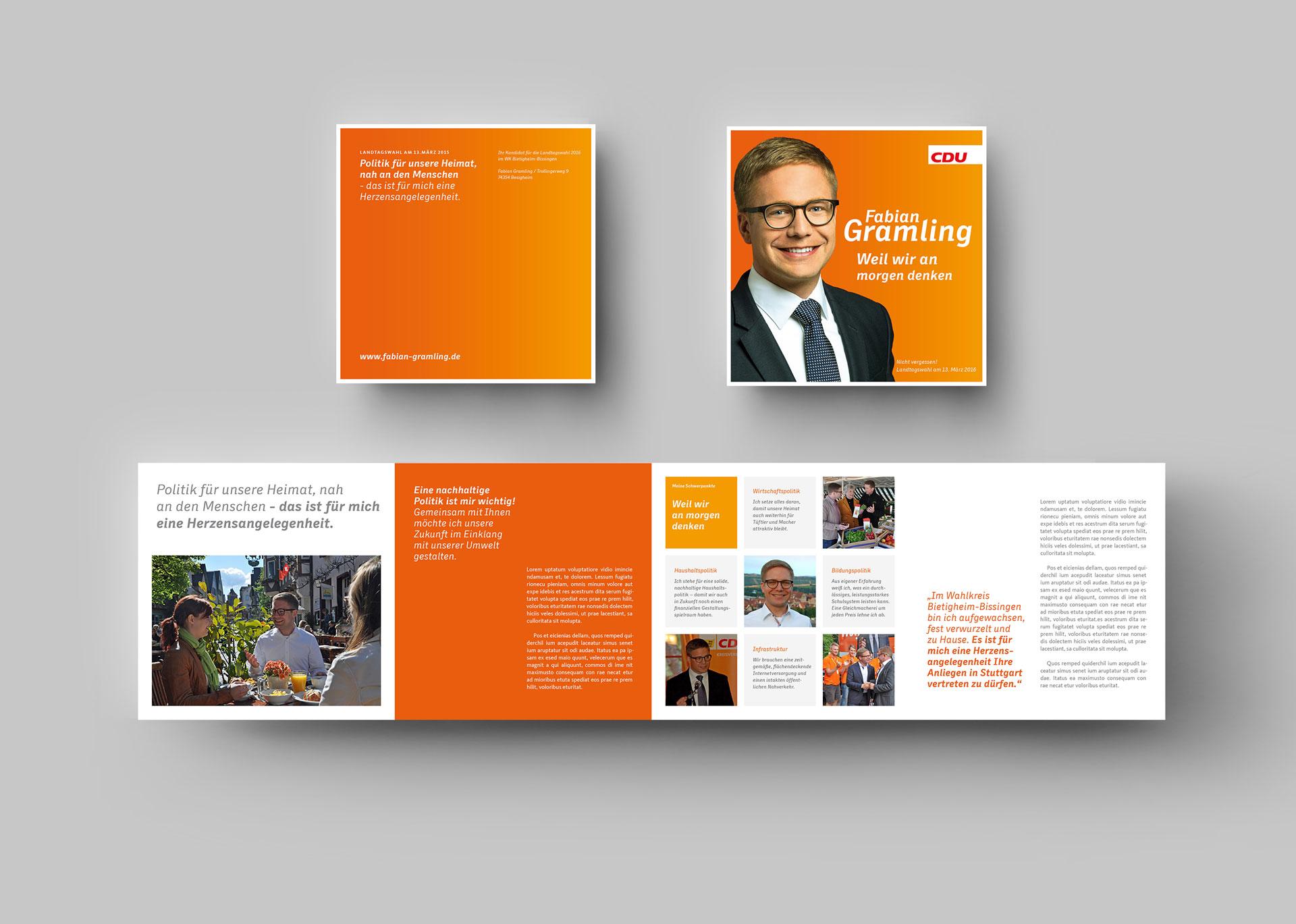 Projekt Fabian Gramling, MdL