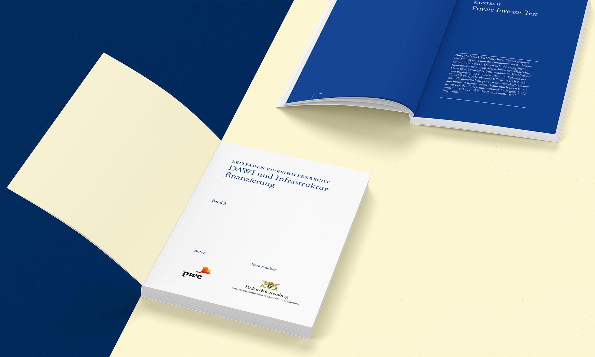 Projekt PricewaterhouseCoopers & Wirtschaftsministerium BW