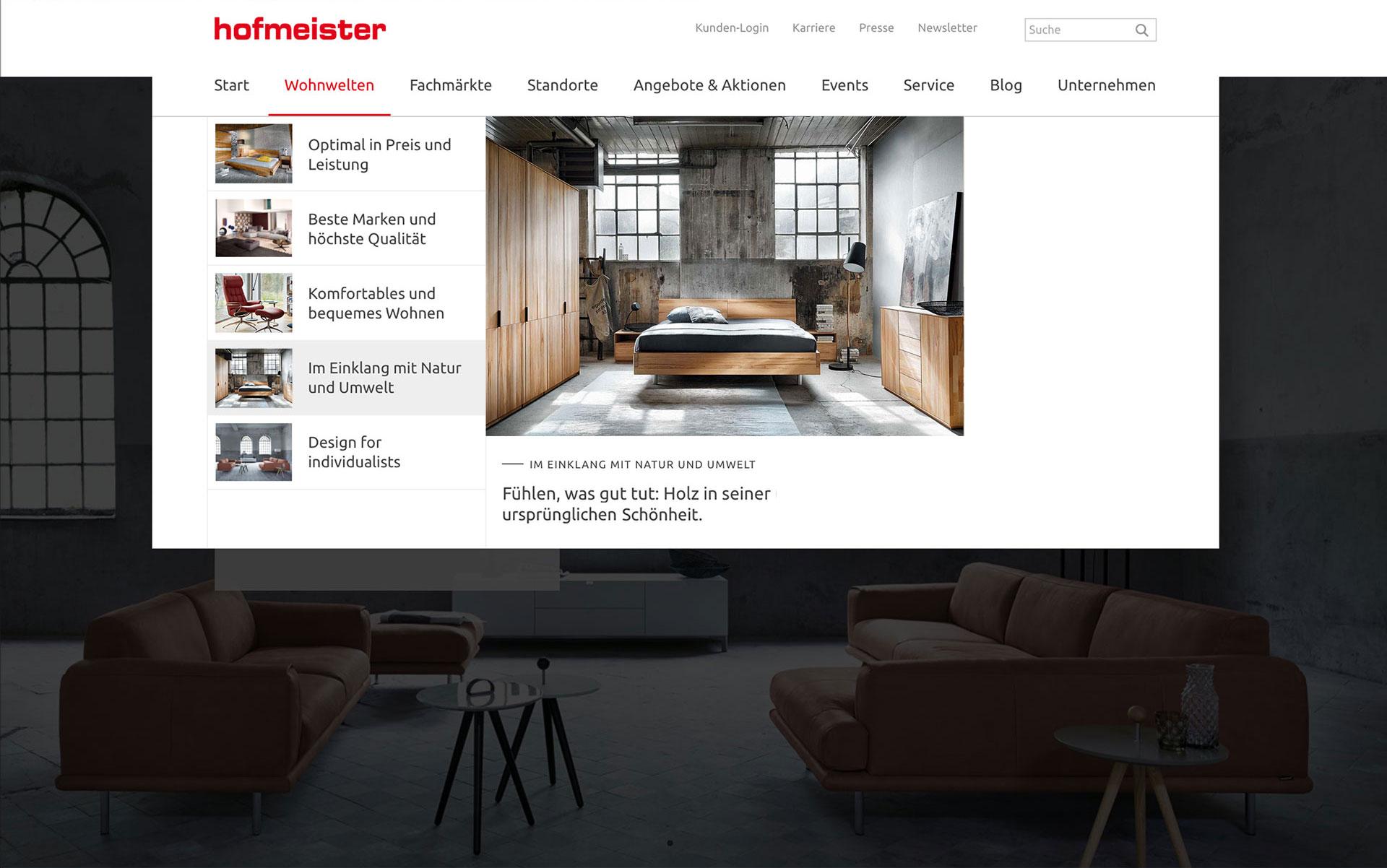 Projekt Hofmeister