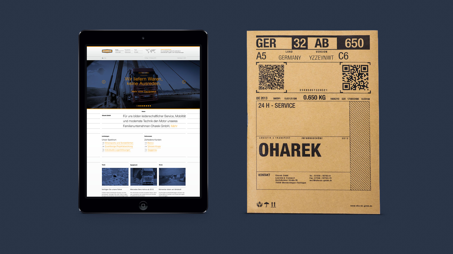Projekt Oharek GmbH