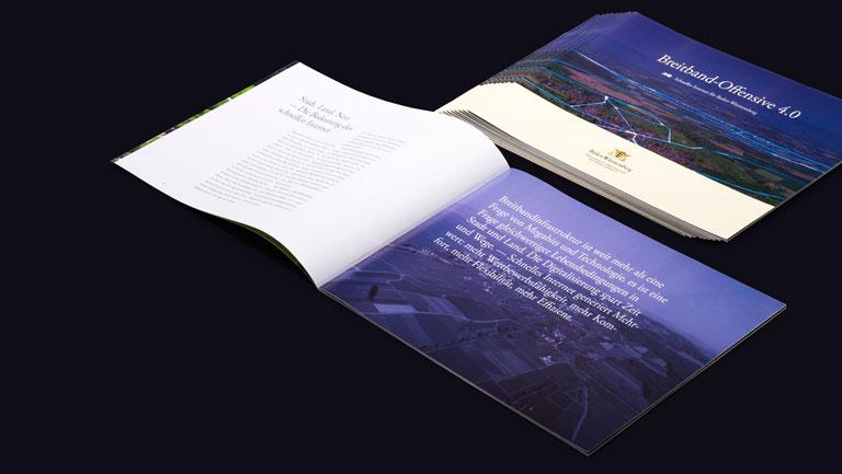 Brand Solutions - Broschüren und Geschäftsberichte