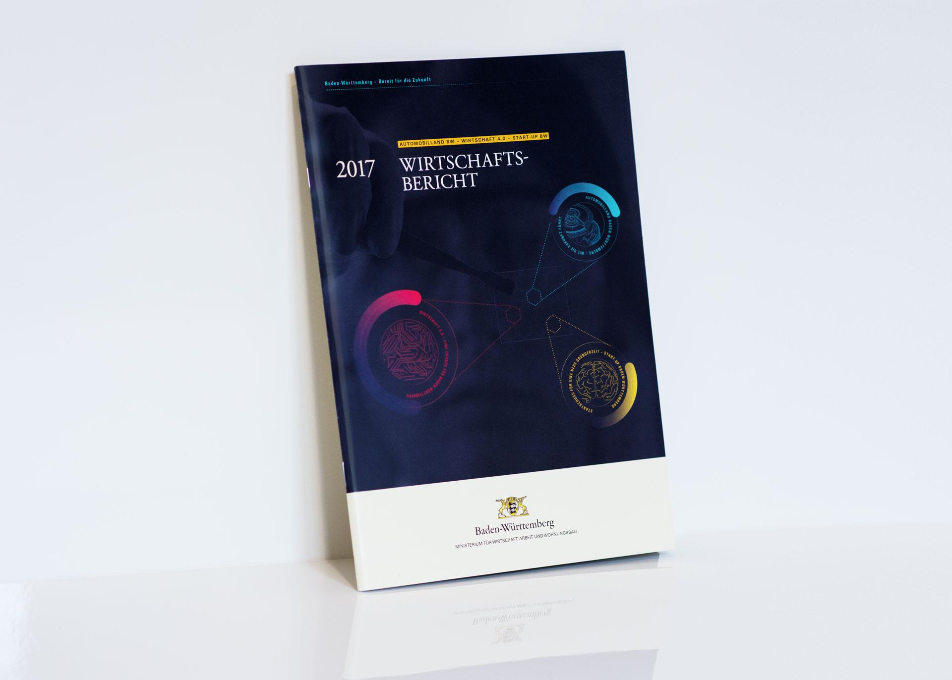 Projekt Jahreswirtschaftsbericht 2017